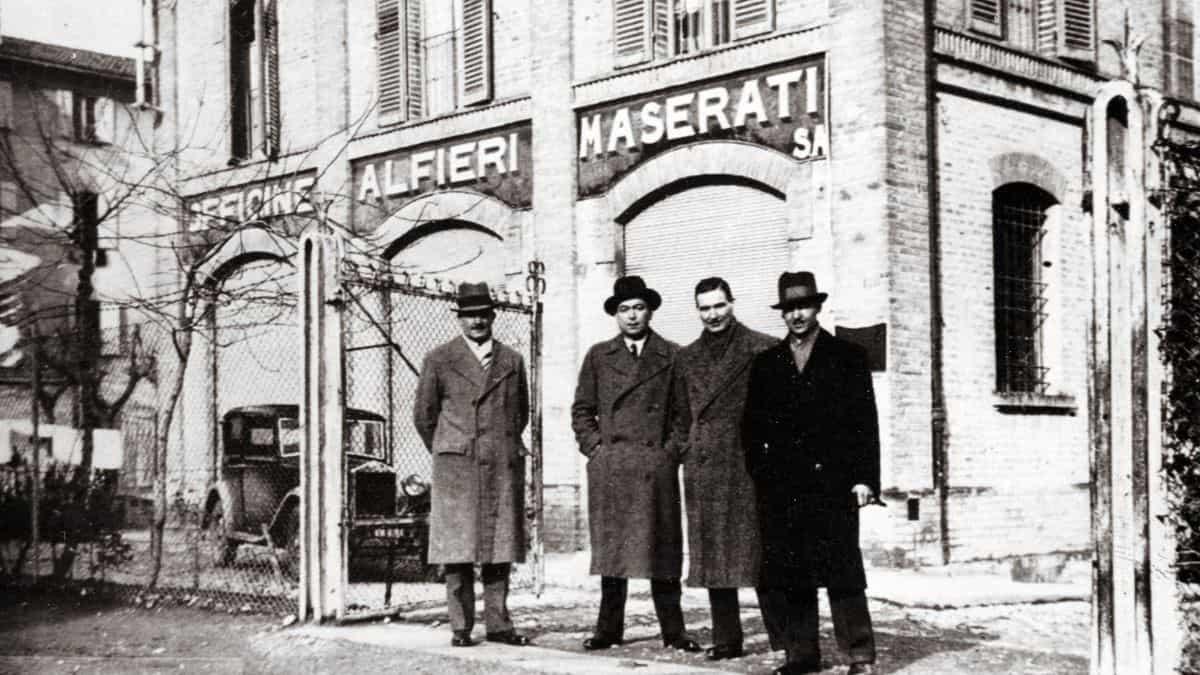 Maserati Company Bologna