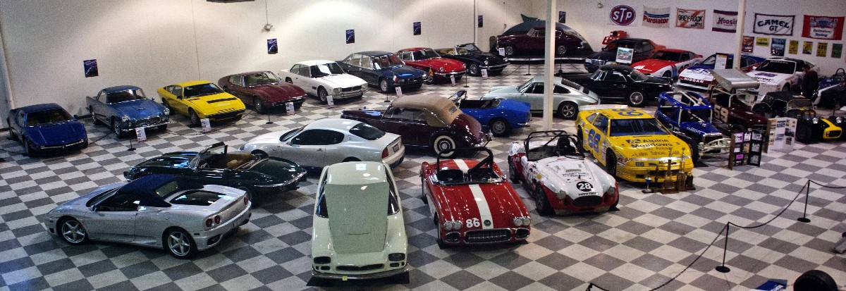 Maserati Museum - Riverside International Automotive Museum