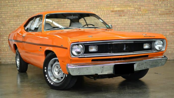 Plymouth Duster 1976