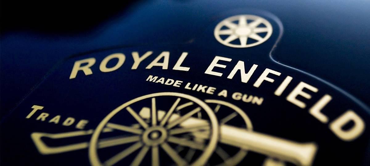 Royal Enfield Logo 1