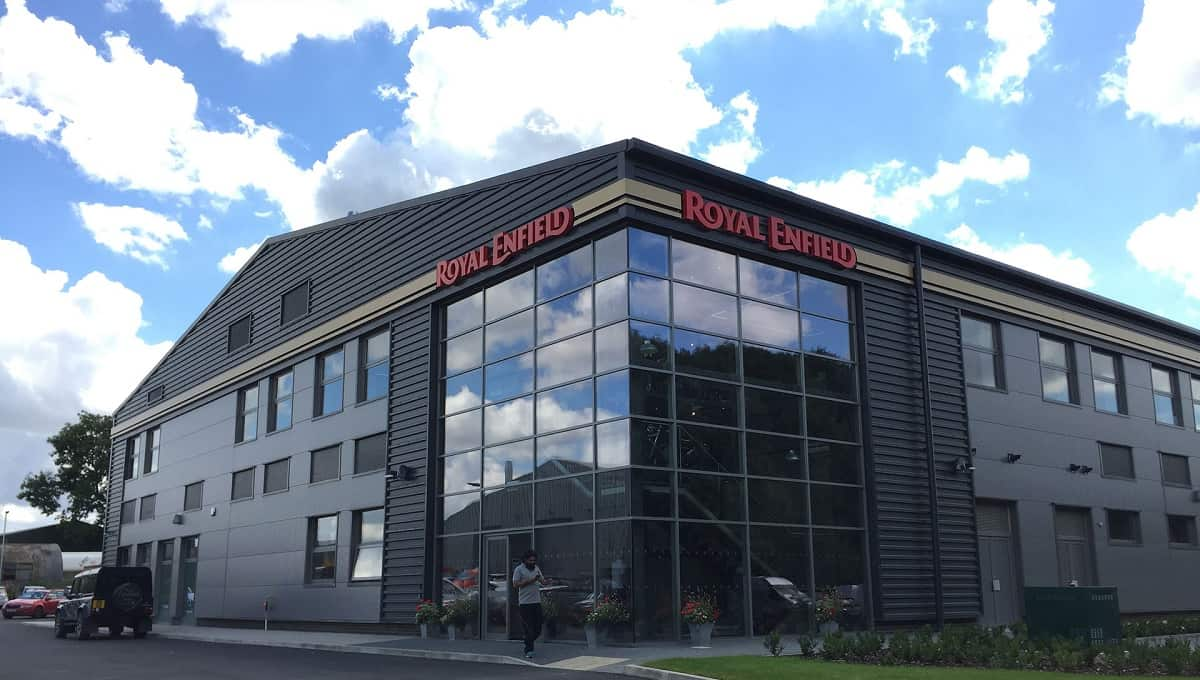 Royal Enfield UK