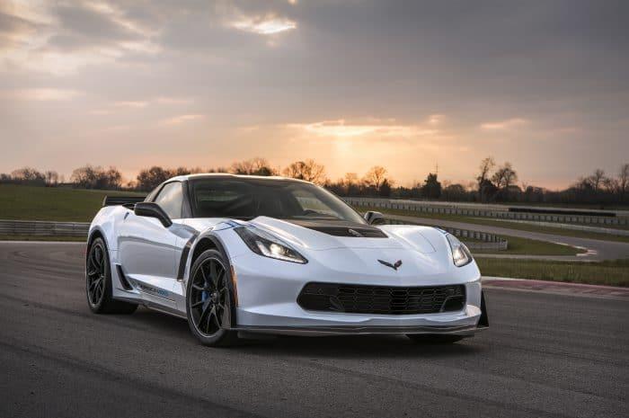 Corvette Z06 Front end