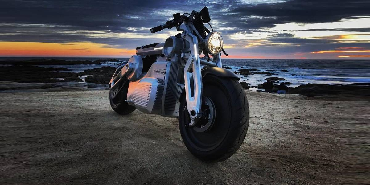 Zero Motorcycles - Curtiss Zeus