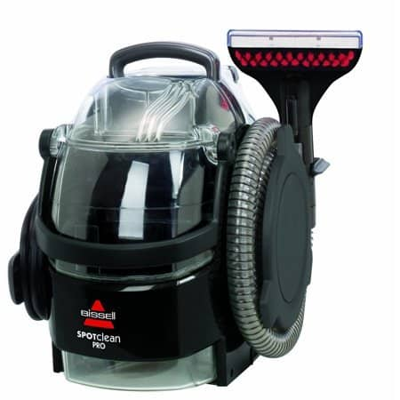 Bissell 3624 SpotClean Professional Portable Upholstery Steam Cleaner