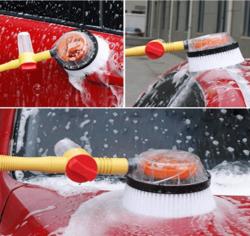 Rotating wash brush by Bodecin