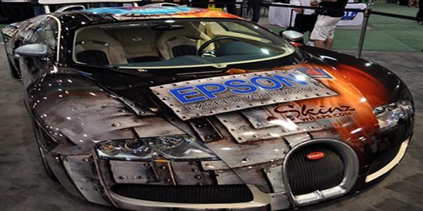 Epsom Bugatti