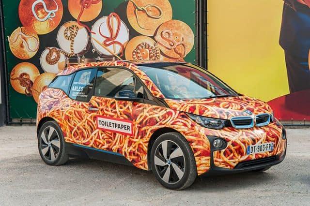 Spaghetti BMW i3