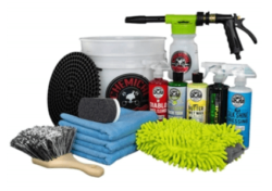 14pc Cleaning Kit by Chemical Guys
