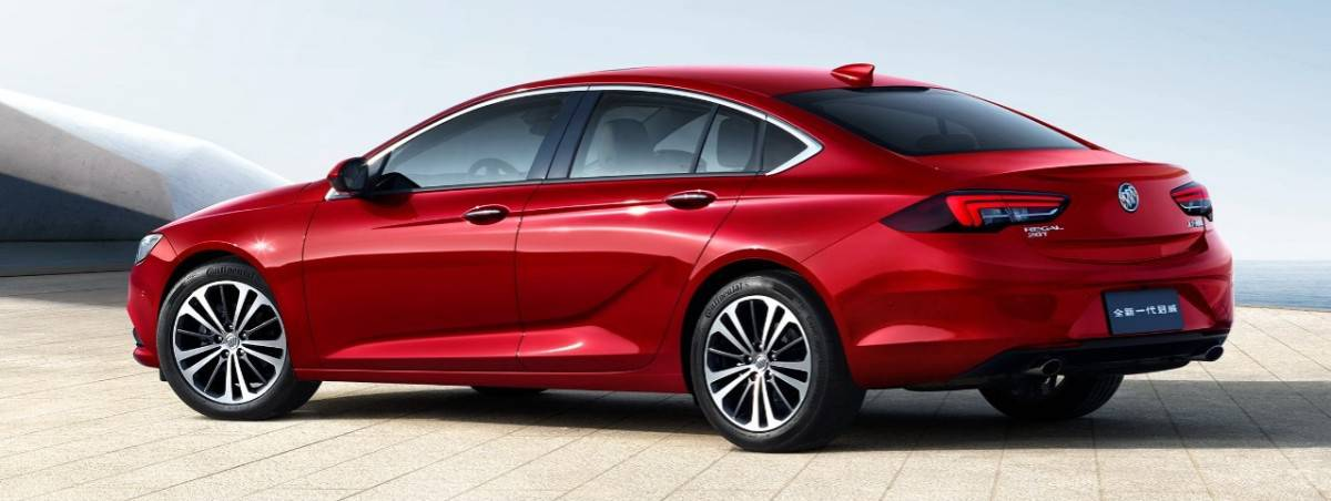 2018 Buick Regal - chinese version