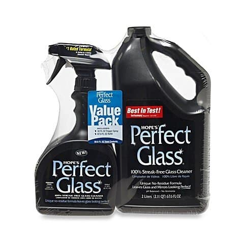"""Hope's """"Perfect Glass"""" Glass Cleaner"""