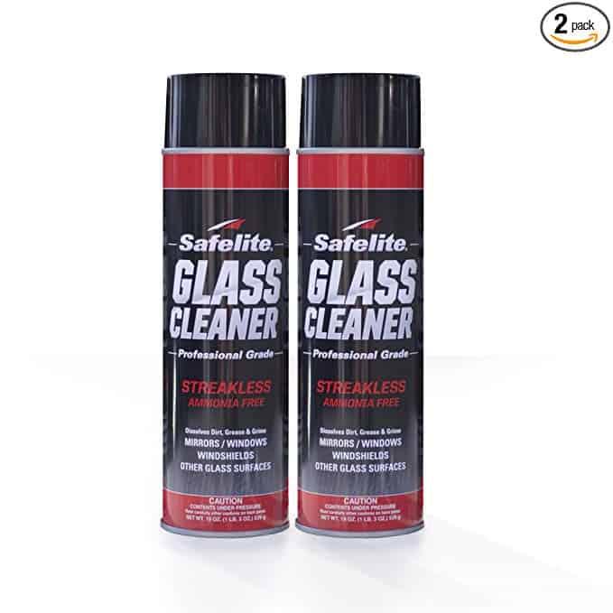 Safelite Glass Cleaner