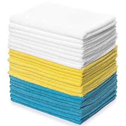 Royal Reusable Microfiber Cleaning Cloth Set