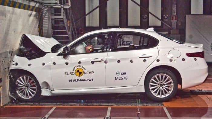 Alfa Romeo Crash and Safety Ratings