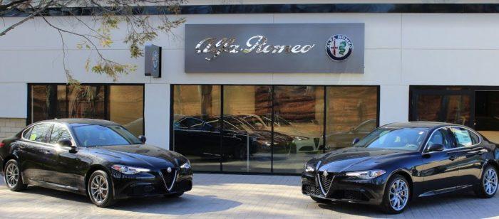 Alfa Romeo Dealership