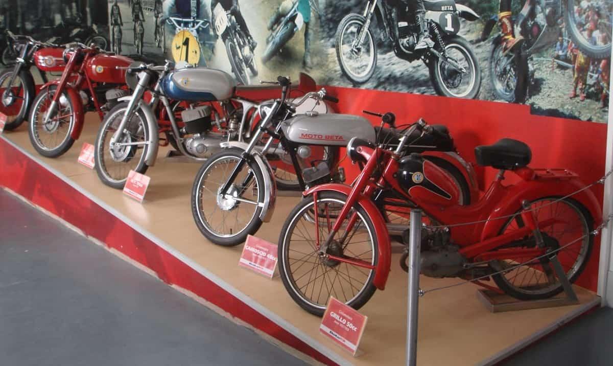 Beta Motorcycles - 1960s