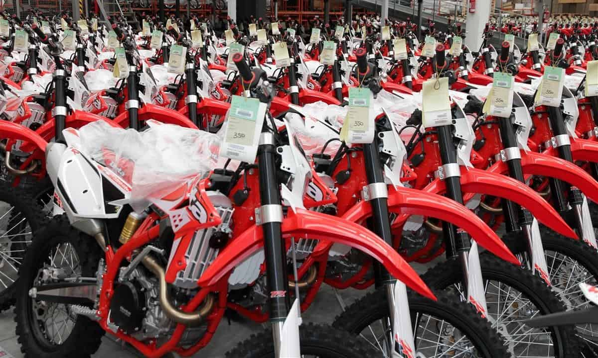 Beta Motorcycles - Dealerships
