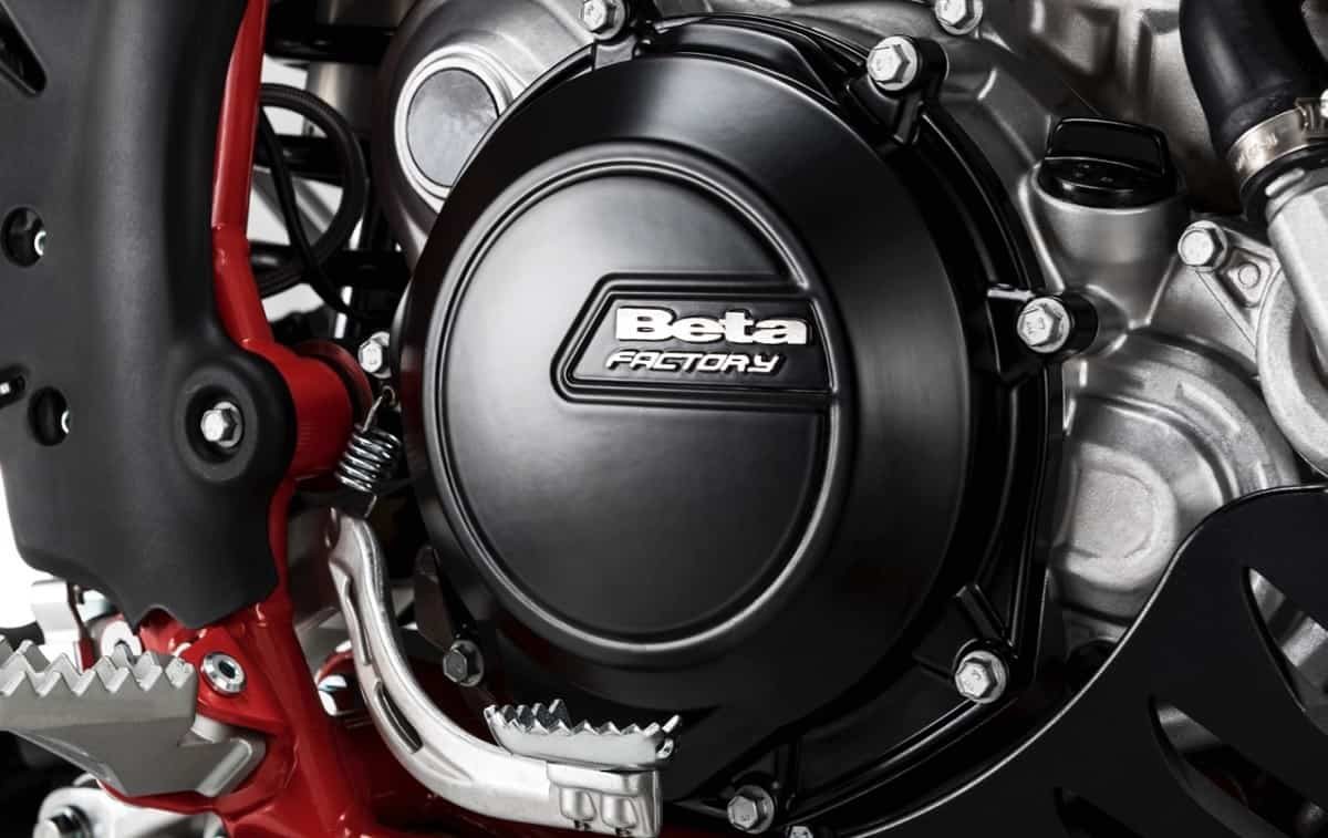 Beta Motorcycles - Engine 2