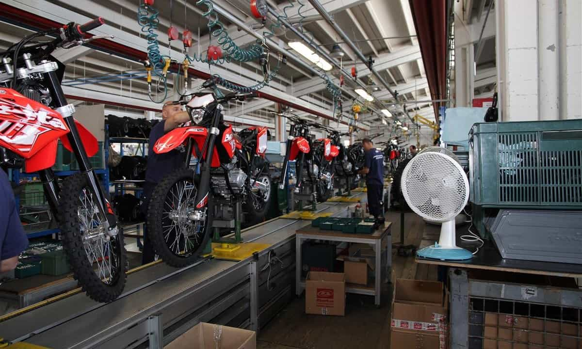 Beta Motorcycles - Factory