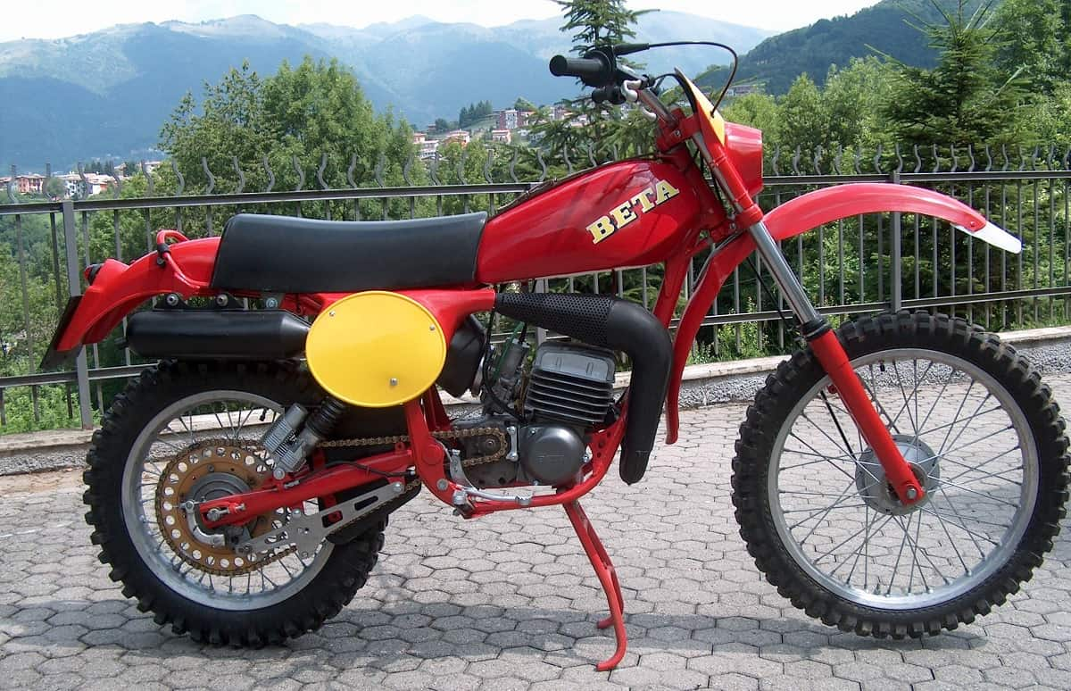 Beta Motorcycles - Off-Road