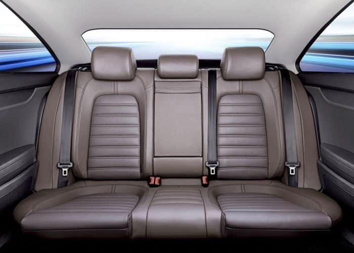 leather car upholstery