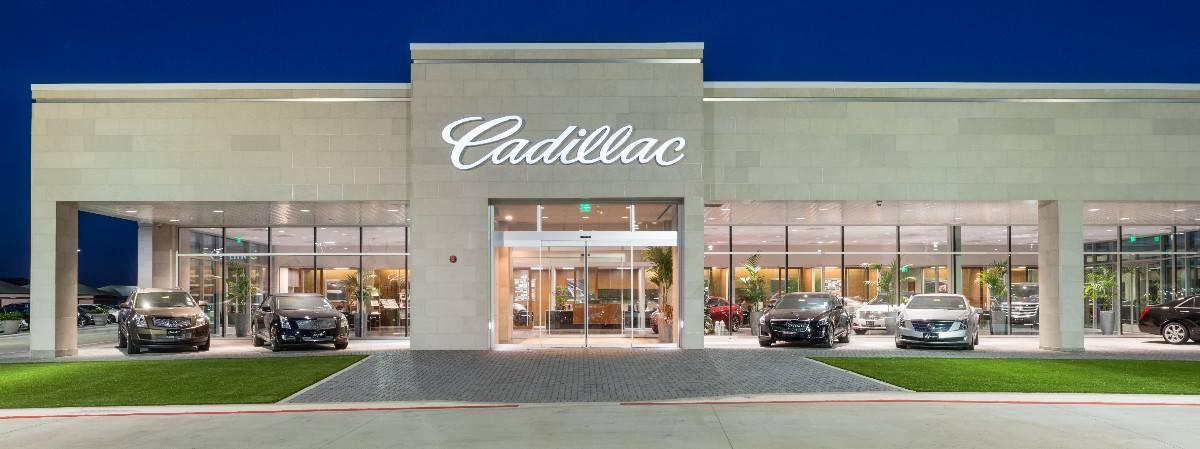 Cadillac Dealerships