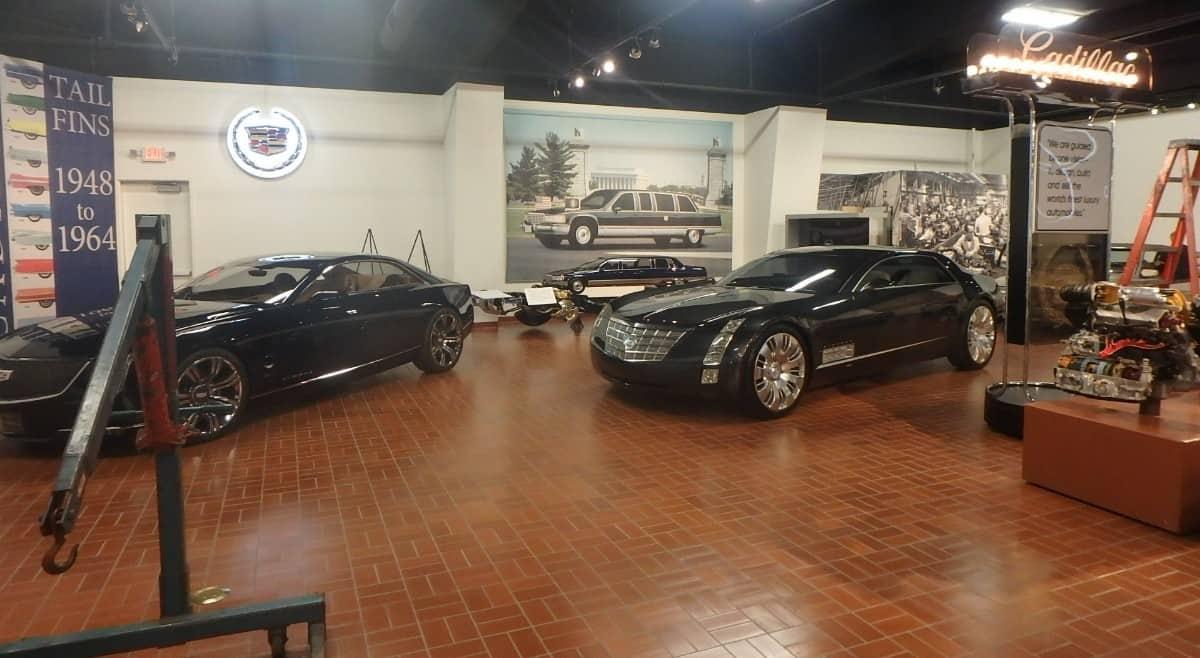 Cadillac LaSalle Club Museum MI