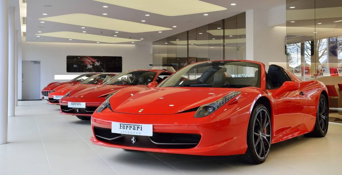 Ferrari Dealerships