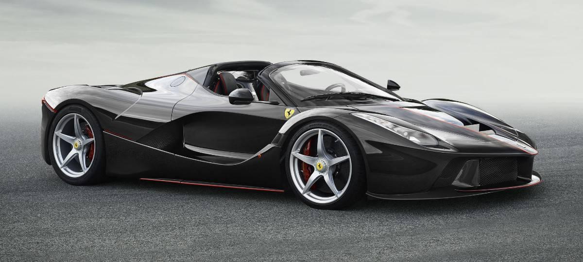 Ferrari LaFerrari Aperta Hybrid
