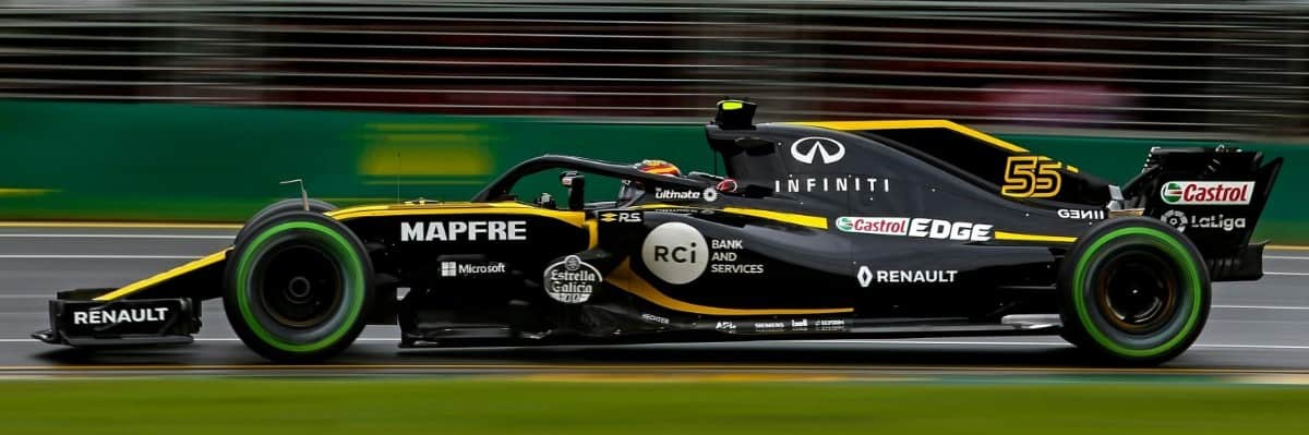 Infiniti motorsports indy car