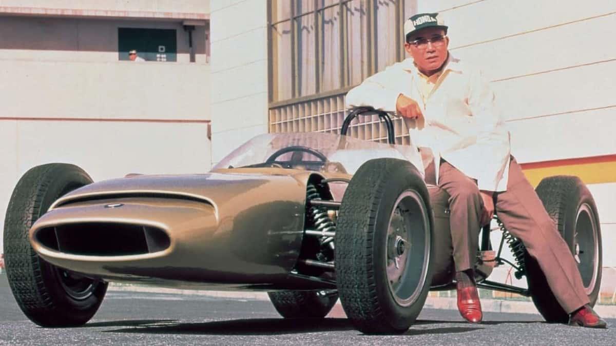 Soichiro Honda - Founder