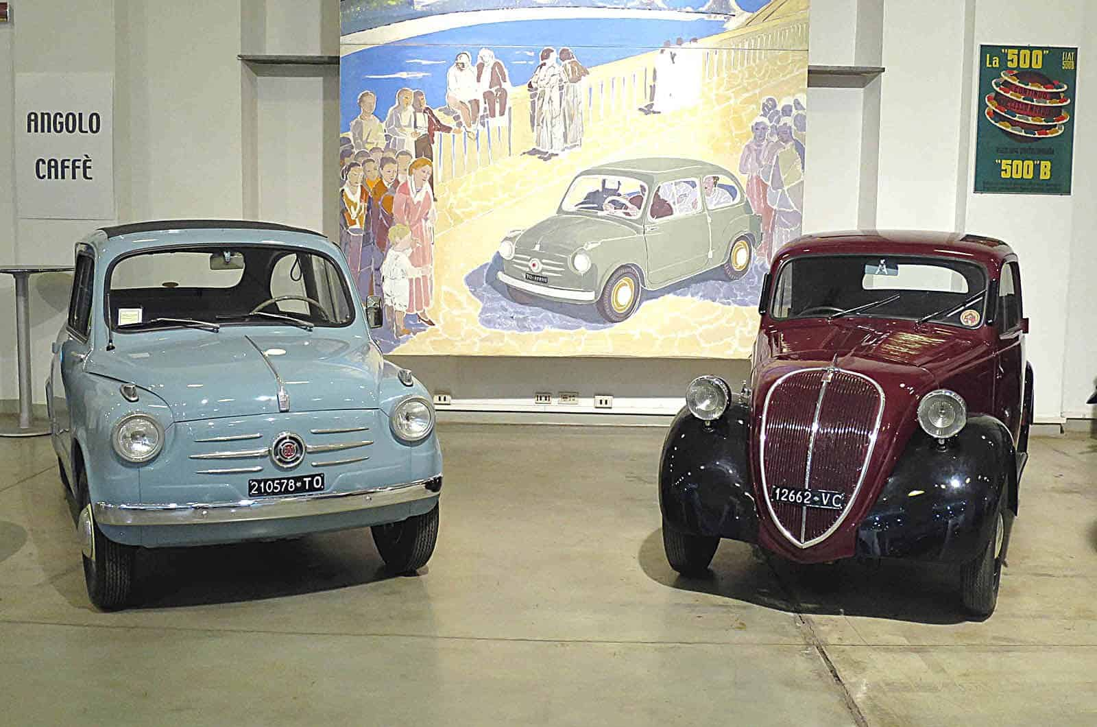 The Centro Storico Fiat Museum - Turin