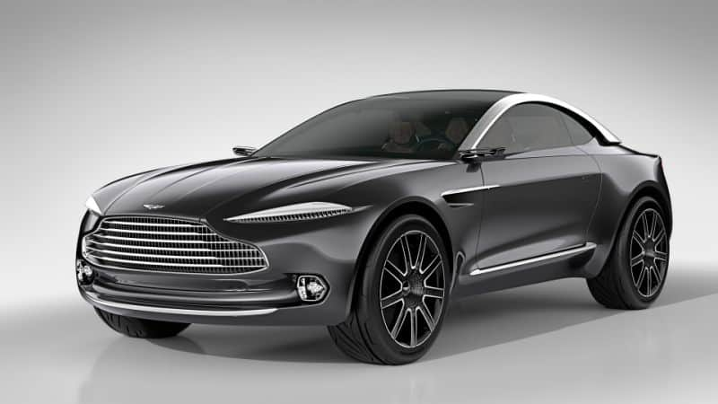 Aston Martin DBX should instantly become the best crossover 2020 will have to offer