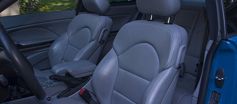 polyester car upholstery