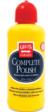 Complete Polish by Griot's Garage