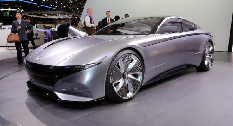 Hyundai Le Fil Rouge concept car should inspire the next-gen Sonata