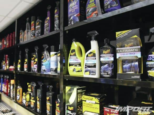 auto detailing supplies