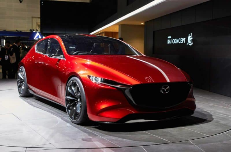Mazda Kai concept offers a preview of the new Mazda 3 - one of the best compact cars 2020 is bringing our way