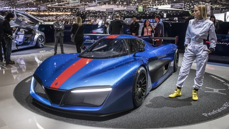 Pininfarina PF0 will be one of the most exciting 2020 electric cars