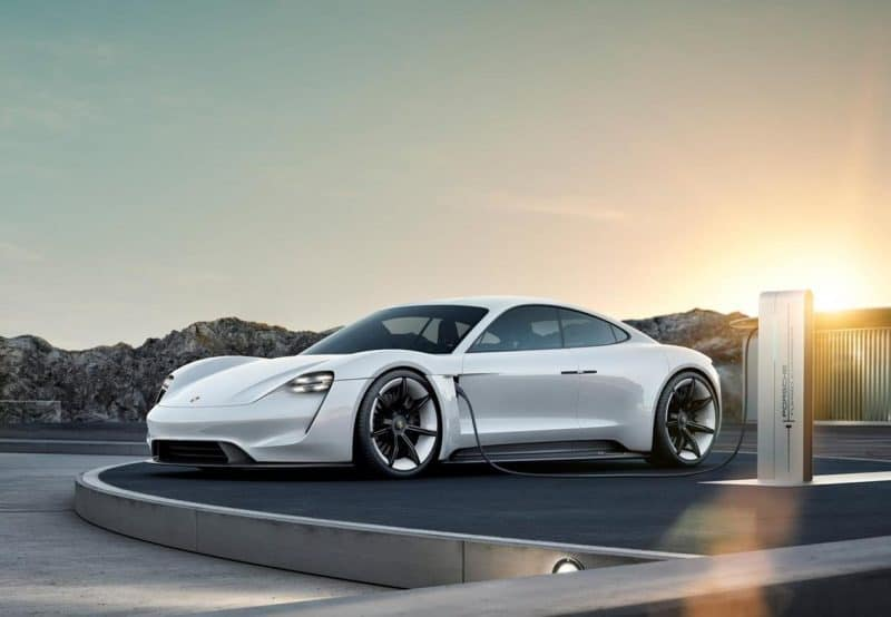 2020 Porsche Taycan previewed by the Mission E Concept