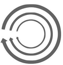 rotary orbital pattern