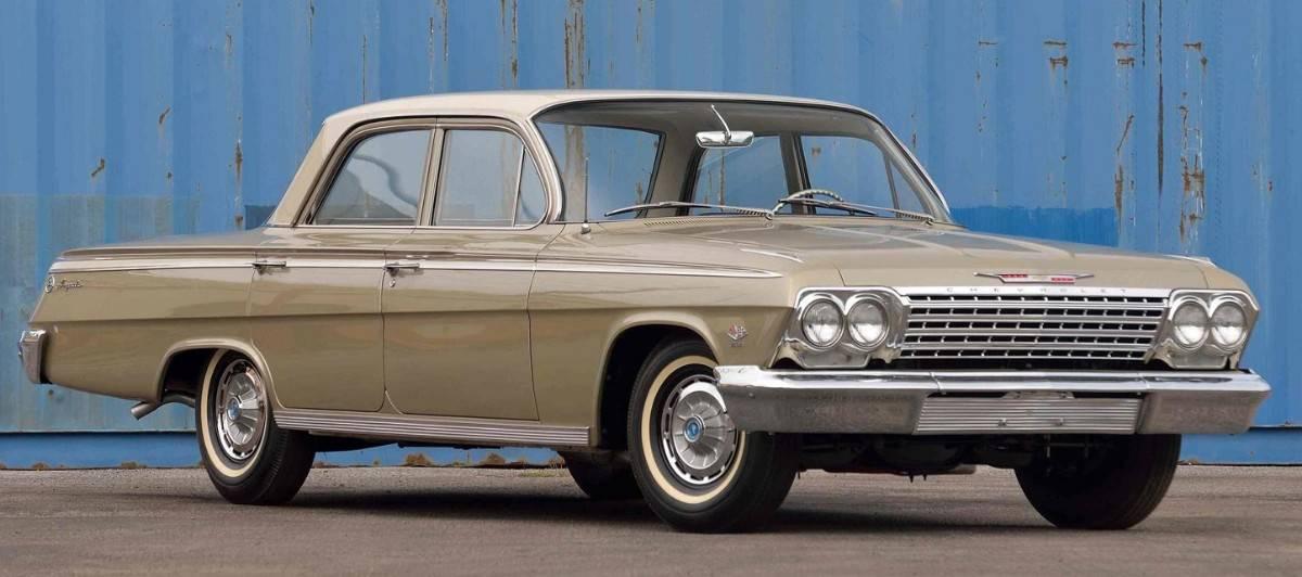 1962 Chevrolet Impala - Notchback Sedan