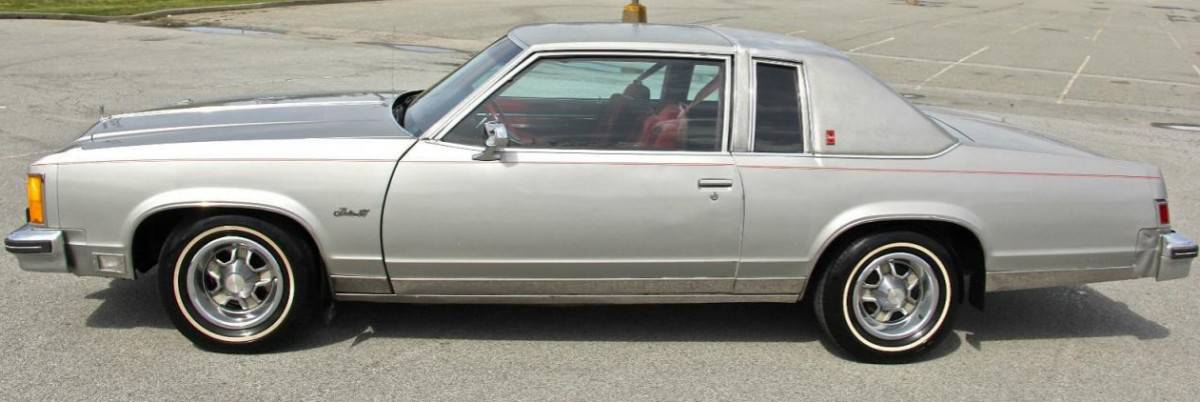 1979 Oldsmobile Eighty-Eight - left side view