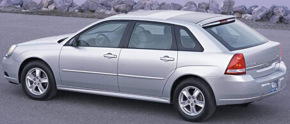 2006 Chevrolet Malibu Maxx - Hatchback Sedan