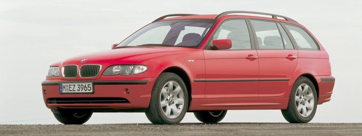 BMW station wagon - BMW Touring