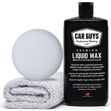 CarGuys Liquid Wax