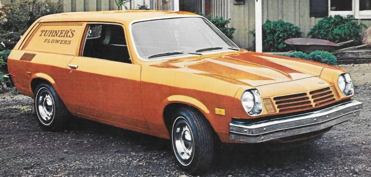 Chevy Vega Kammback - wagon