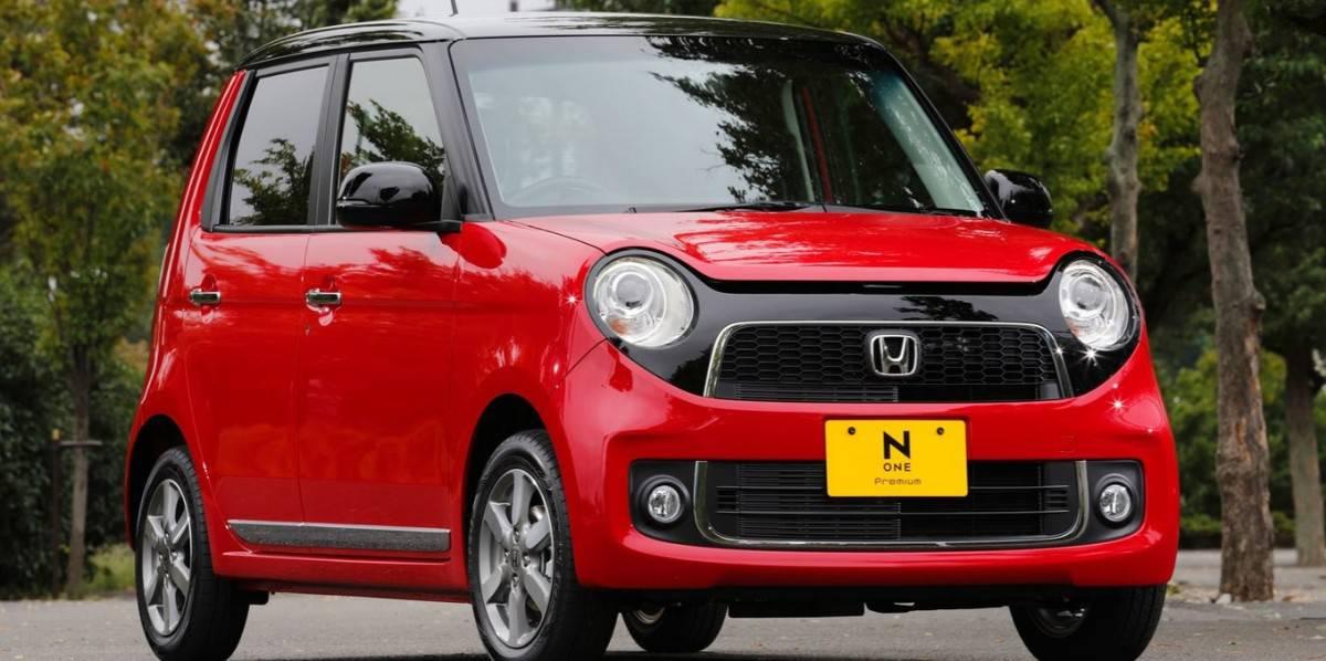 Japanese Kei car - City Car