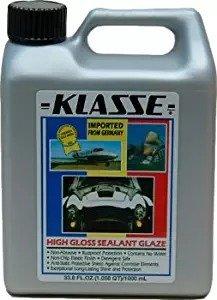 Klasse High Gloss Sealant Glaze