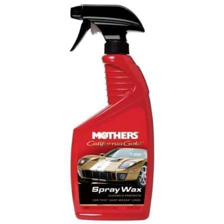 Mothers California Gold Spray Wax