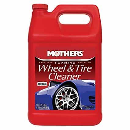 Mothers Foam Wheel & Tire Cleaner